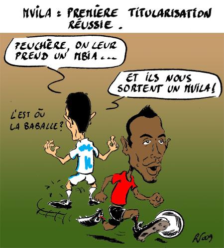 Vu par RV : Stade Rennais - Marseille