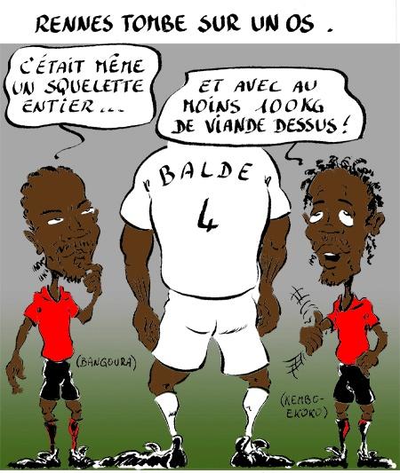 Stade Rennais 3 - 0 Valenciennes