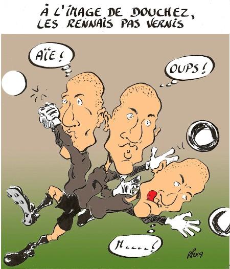 Toulouse 3 - 2 Stade Rennais